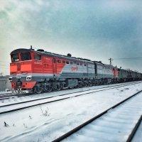 Поезд :: Сергей Селевич