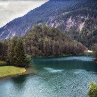 Озеро Фернштайн. :: ALLA Melnik