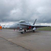 Истребитель F-18 Hornet :: Andrew