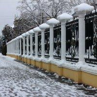 Пришла зима! :: ВАСИЛИЙ ГРИГОРЬЕВИЧ К.