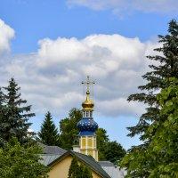 Монастырь :: Виктор Орехов
