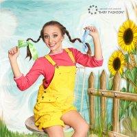 Проект Куклы - Пепи длинный чулок :: Юлия Дмитриева