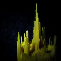 Небоскребы из спагетти :: Александр Валяев