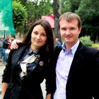 Марат и Анна :: Дмитрий Иншин