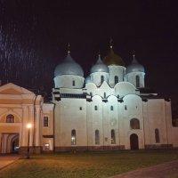 Дождь вечером :: Татьяна Белогубцева
