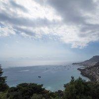 Море, облака, свет :: Руслан Гончар