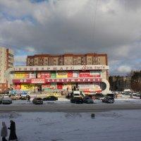 Переменчивость ноября. :: Наталья Золотых-Сибирская