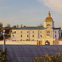Знаменский монастырь на Каменной горе. :: Ирина Нафаня