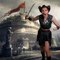 Ксена принцеса воин :: ViP_ Photographer