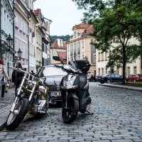 Такая разная Прага :: Елизавета Вавилова