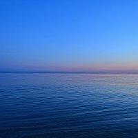 Синее-синее море... :: Татьяна Кретова