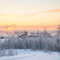 Первые морозы :: Евгений Виличинский