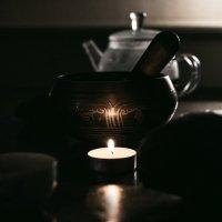 Тибетская чаша :: Мария Буданова
