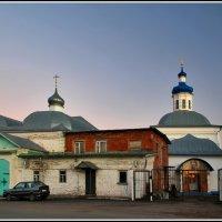 Введенско-Никоновский мужской монастырь :: Дмитрий Анцыферов