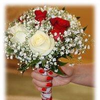 Крепкое свадебное счастье... :: Tatiana Markova
