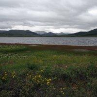 Озеро Ильчир,высота над уровнем моря около 2000 м :: Александр Попов