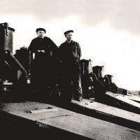 Трактора работали на дровах :: Валентин Кузьмин