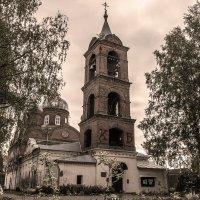 Сельская церковь. :: Анатолий. Chesnavik.