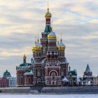 Собор Благовещения Пресвятой Богородицы, Йошкар Ола :: Максим Кочетков