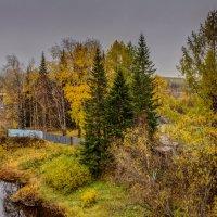Вид с Дежневского моста :: Александр