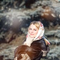 Прогулка зимой :: Антонина Белан