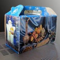Старая коробочка от новогодних подарков :: Наталья (D.Nat@lia) Джикидзе (Берёзина)