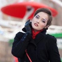 Красное и Черное... :: Иван Клёц