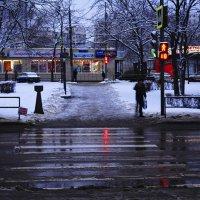 Первый день зимы. :: Алексей Халдин