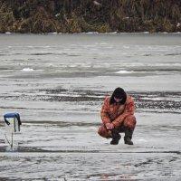 на рыбалке :: Сергей Цветков