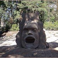 Песчаная скульптура :: Вера