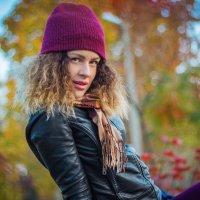 Осенняя фотосессия :: Anna Di