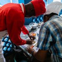 Тренинг с горными поварами (Килиманджаро) :: Сергей Андрейчук