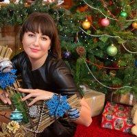 Новый год к нам мчится ) :: Райская птица Бородина