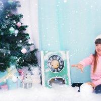 Игра...Снег :: Anna Dontsova
