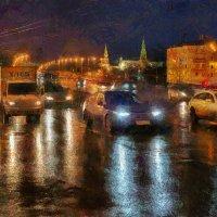 Дождь - как дождь, но почему-то этот дождь ночами снится... :: Ирина Данилова