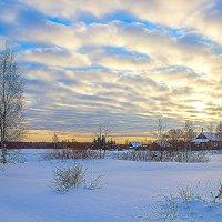 Зимний вечер :: Бронислав Богачевский