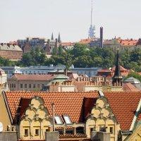 Крыши Златой Праги #9 :: Олег Неугодников