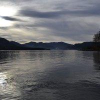 Телецкое озеро :: Tatiana Lesnykh Лесных