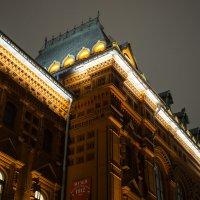 Москва, Площадь Революции. Здание исторического музея :: Константин Фролов