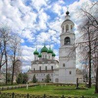 Толгский монастырь :: Марина Назарова
