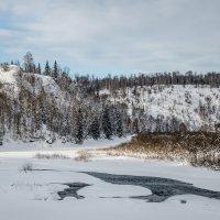River under the snow :: Марк Додонов