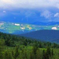 Непогода в горах :: Сергей Чиняев