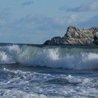 океан :: Флюра Дудина
