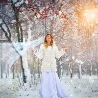 Зимняя сказка :: Юлия Лопатченко