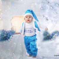 Помощник Деда Мороза :: Юлия Лопатченко