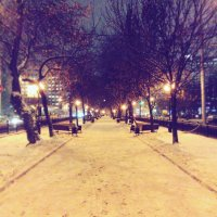 Переулок :: Олеся Сова
