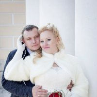 свадебный день Марины и Дмитрия :) :: Елизавета Ск