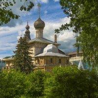 Церковь Одигидрии :: Moscow.Salnikov Сальников Сергей Георгиевич