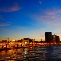 Закат на Золотом затоне ...--- !!! :: Серёжа Стрельников