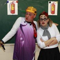 Клоуны в классе :: Дмитрий Сушкин